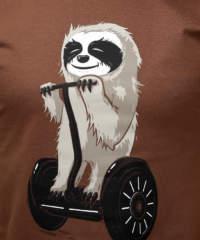Pánské tričko Lenochod