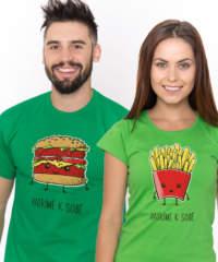Pánské tričko Patříme k sobě