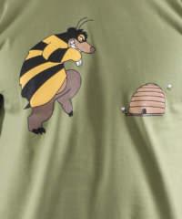 Pánské tričko Pan včelka