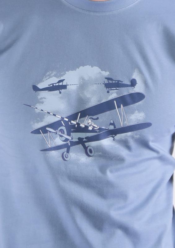 Pánské tričko Rytíři nebes