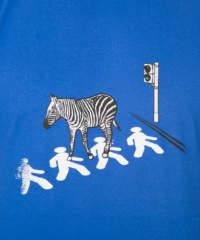 Pánské tričko Zebra
