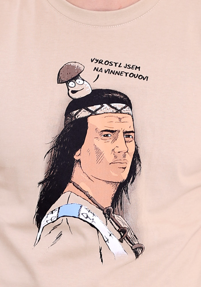 Pánské tričko Vinnetou