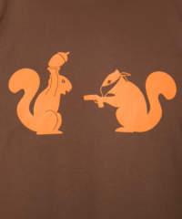 Pánské tričko Veverky