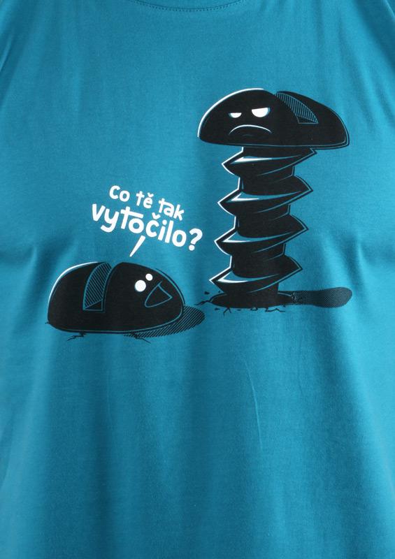 Pánské tričko Vytočenej