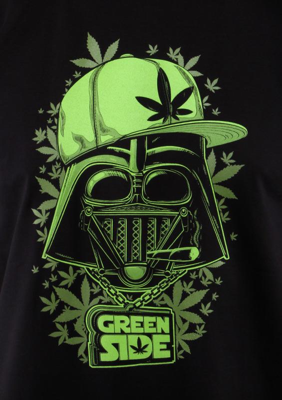 Pánské tričko Green Side