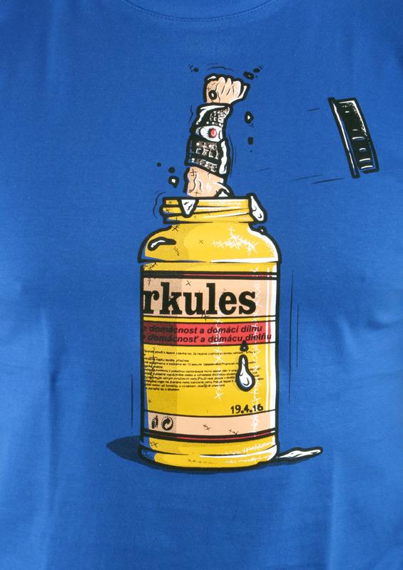 Pánské tričko Herkules