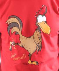 Pánské tričko Novomanželé