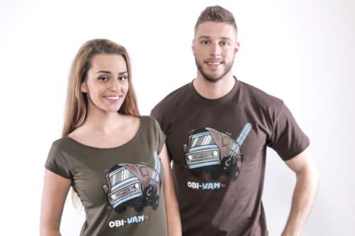 Pánské tričko Obi-Van