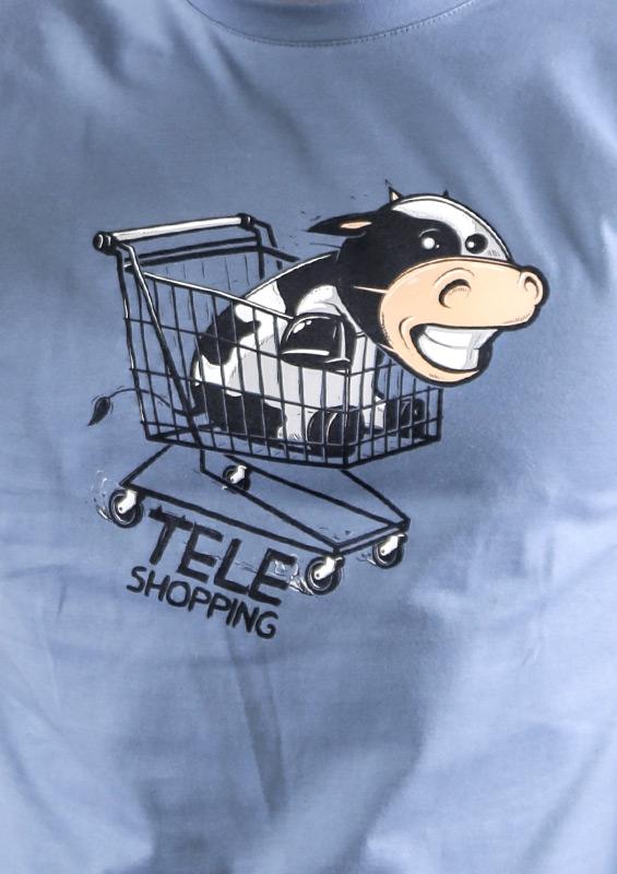 Pánské tričko Teleshopping