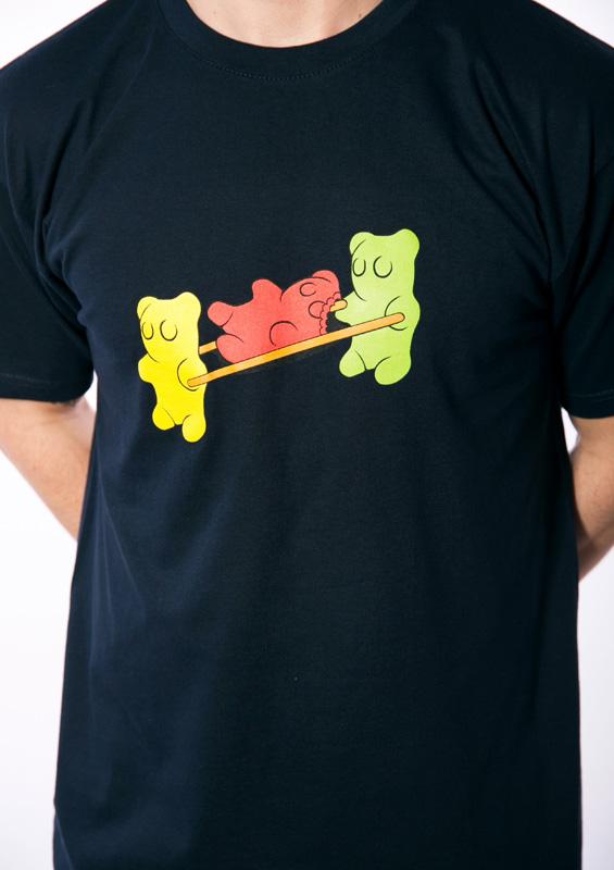 Pánské tričko Gumídci