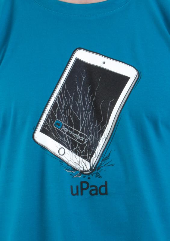 Pánské tričko uPad