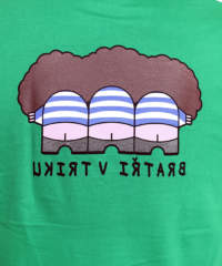 Pánské tričko Bratři v triku