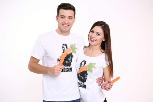 Pánské tričko Vegan