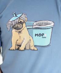 Pánské tričko Mops