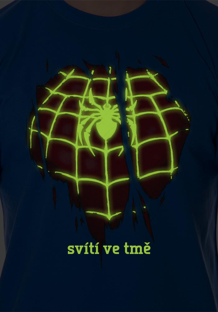Pánské tričko Spider Inside