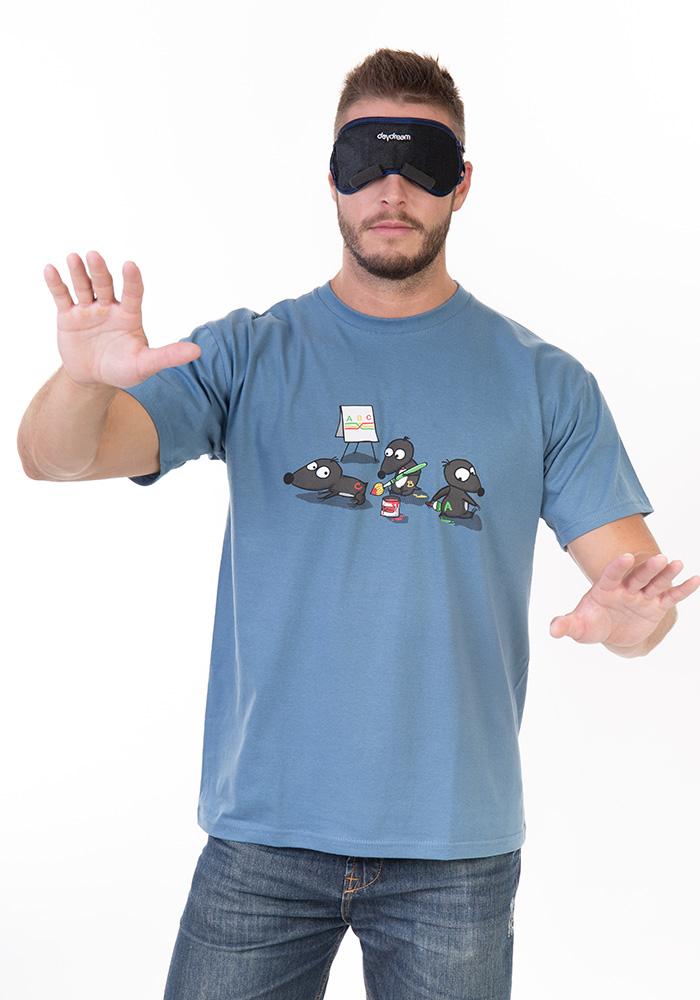 Pánské tričko Pražský krtek