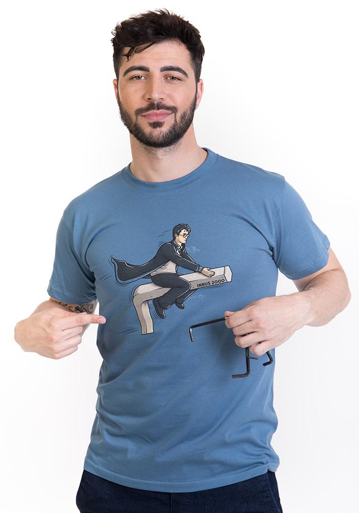 Pánské tričko Harry na inbusu