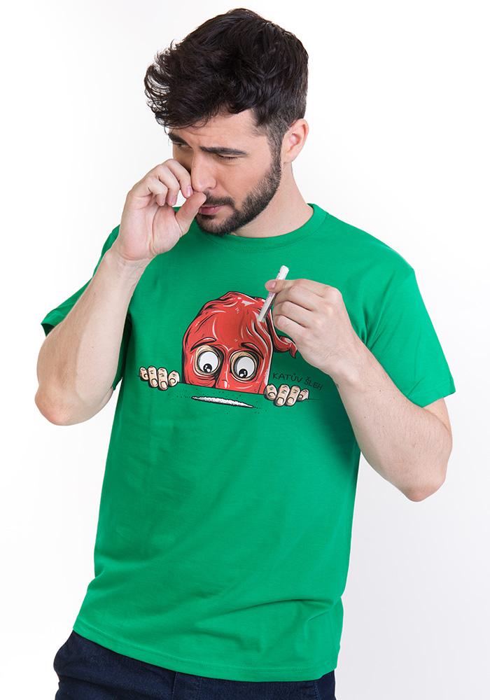 Pánské tričko Katův šleh