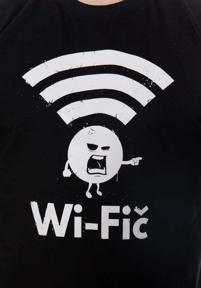 Pánské tričko Wifič