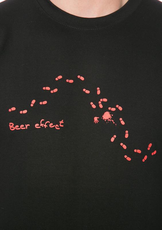 Pánské tričko Beer effect