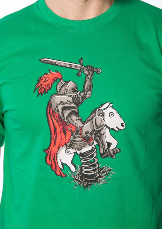 Pánské tričko Rytíř