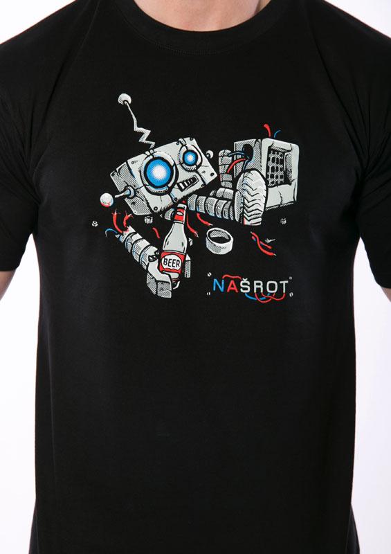 Pánské tričko Našrot