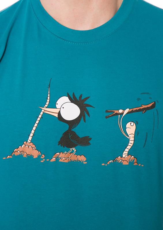 Pánské tričko Nesprávný konec
