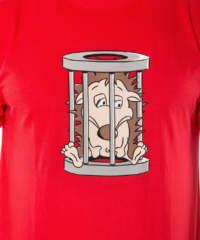Pánské tričko Ježek v kleci