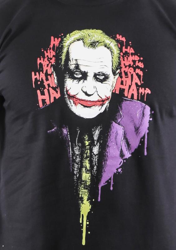 Pánské tričko Zeman Joker