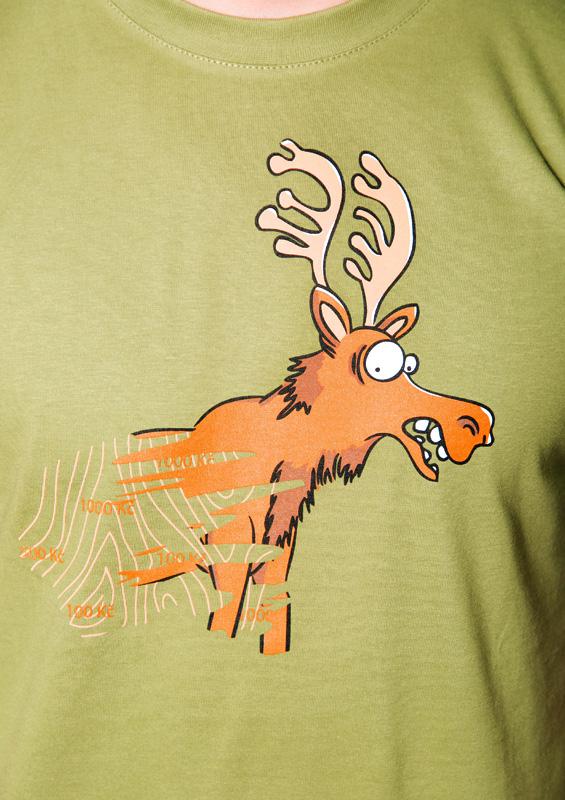 Pánské tričko Stírací los
