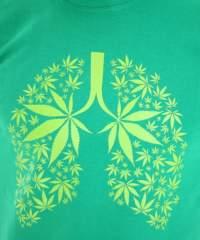 Pánské tričko Ganja plíce