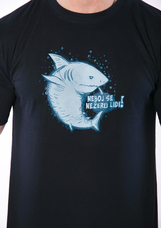 Pánské tričko Nežeru lidi