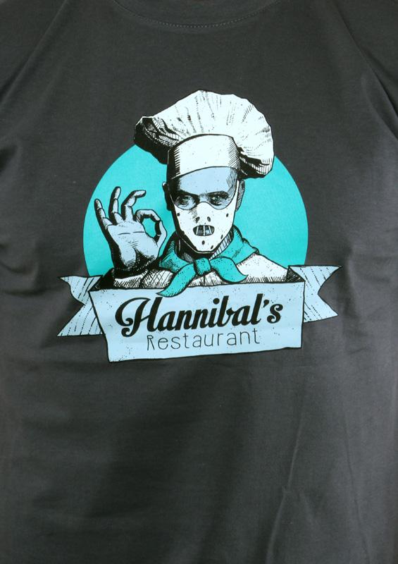 Pánské tričko U Hannibala