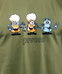 Pánské tričko Pivoni