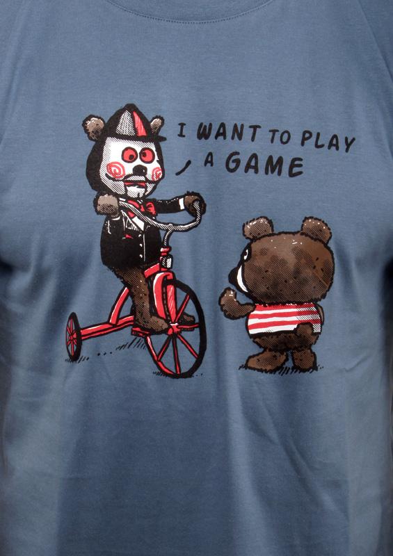 Pánské tričko Medvědi od Kolína