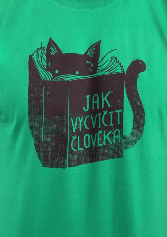 Pánské tričko Povinná četba