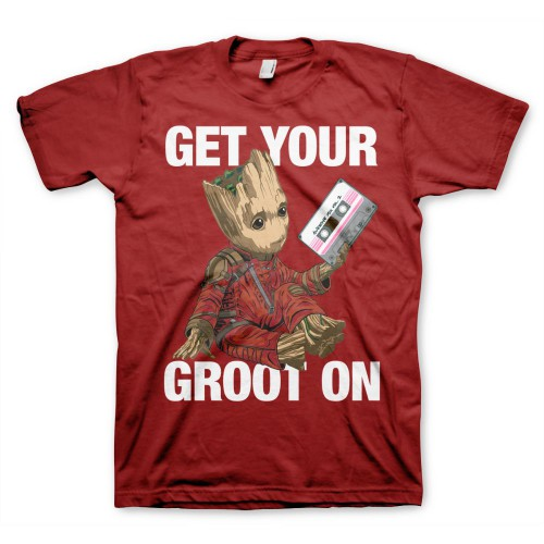 Tričko Guardians of the Galaxy 2- Get Your Groot On