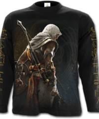 Pánské tričko  s dlouhým rukávem SPIRAL – ORIGINS – BAYEK – Assassins Creed &# ...