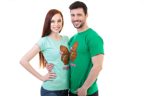 Pánské tričko Žvejkal