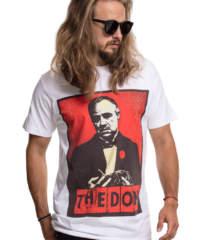 Pánské tričko  Kmotr – The Don – MC085