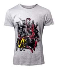 Filmové tričko Avengers Infinity War  Characters
