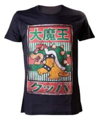 Tričko Nintendo  Bowser