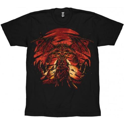 Tričko Dark Souls – Dragon