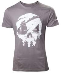 Tričko Sea of Thieves – Skull Logo