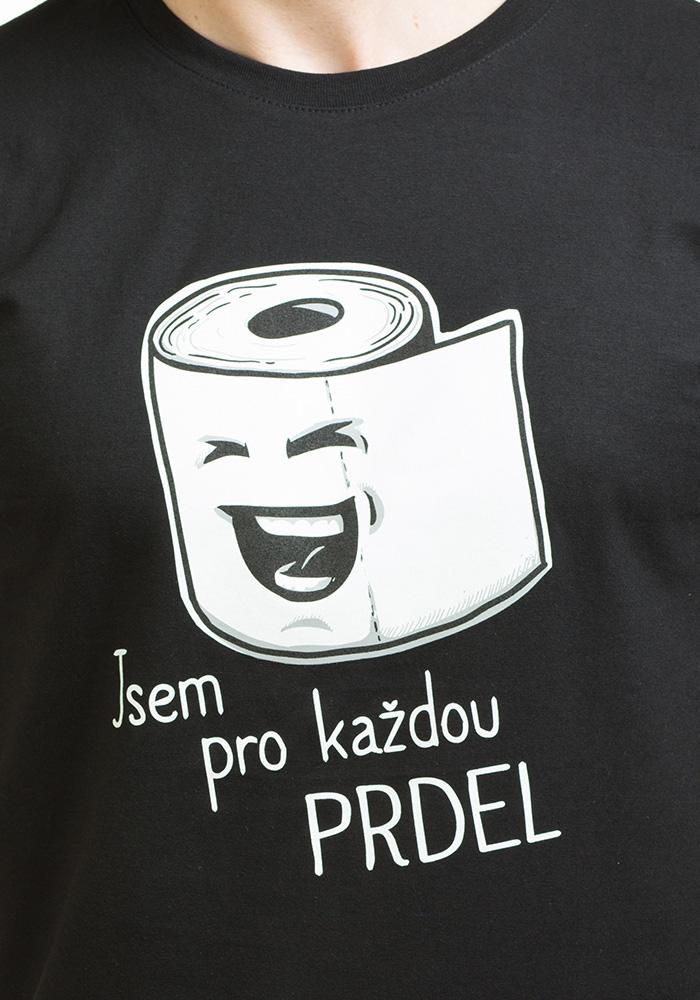 Pánské tričko Prdel