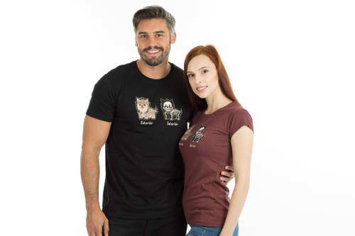 Pánské tričko Teriér