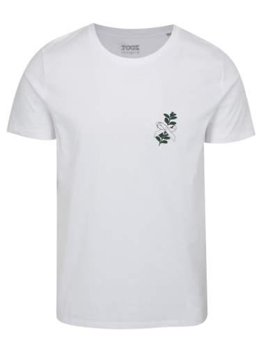 Bílé pánské tričko s potiskem ZOOT Myrta