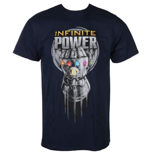 Pánské tričko LIVE NATION Avengers INFINITY WAR černá