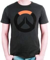 Tričko Overwatch  Black Icon