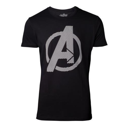 Tričko Marvel  Avengers Infinity War – Logo